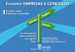 1ª Edición do Encontro entre Empresas e Concellos