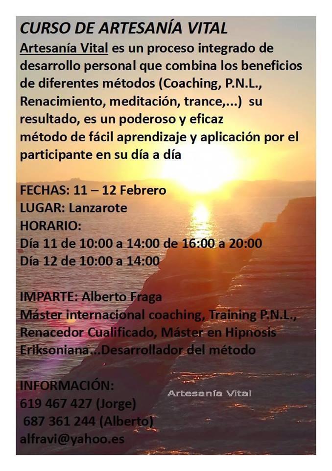 Curso_Artesania_Vital_Lanzarote